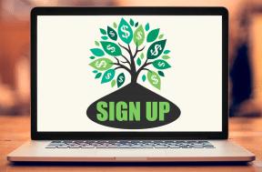 sign up money tree